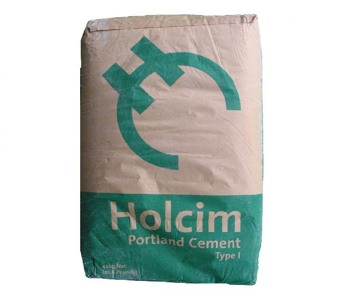 Portland Cement Bags : Concrete