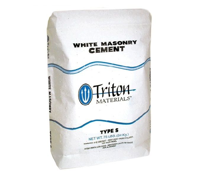 White Masonry Cement