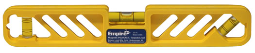 331-9 9 Magnetic Polycast ® Torpedo Level