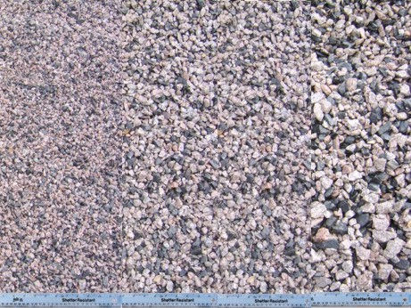 Crushed Pink Granite